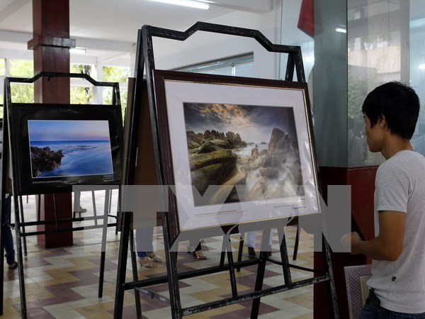 2015年越南遗产摄影大赛在胡志明市正式启动 hinh anh 1