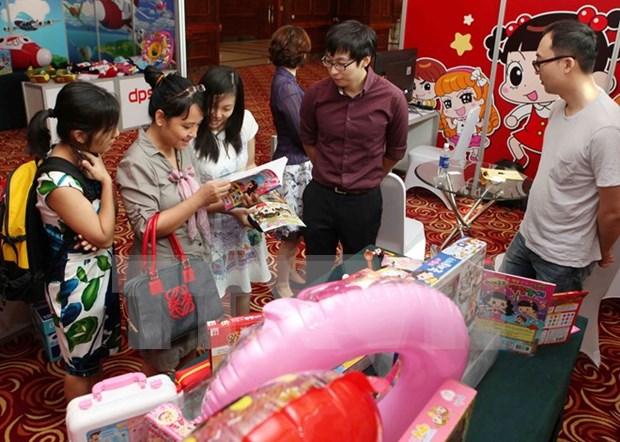 第二届越南—韩国动漫节正式在河内开幕 hinh anh 1