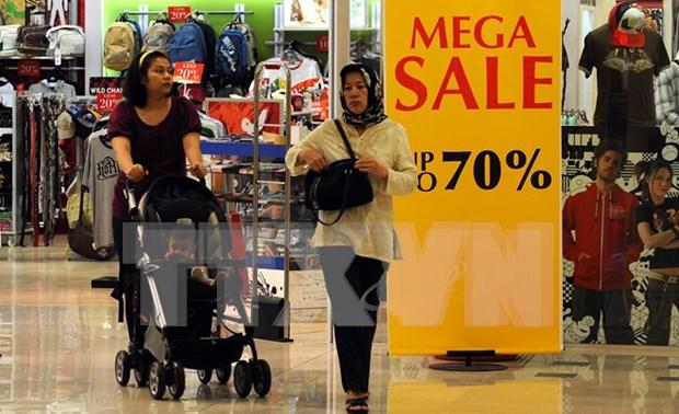 马来西亚第二季度经济增长4.9% hinh anh 1