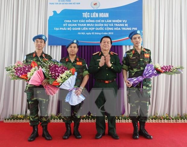 联合国副秘书长:联合国将为越南提供特殊支持 hinh anh 1