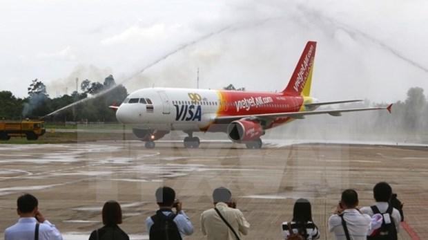 越南芹苴直达泰国首都曼谷航线2周运营后暂停运营 hinh anh 1