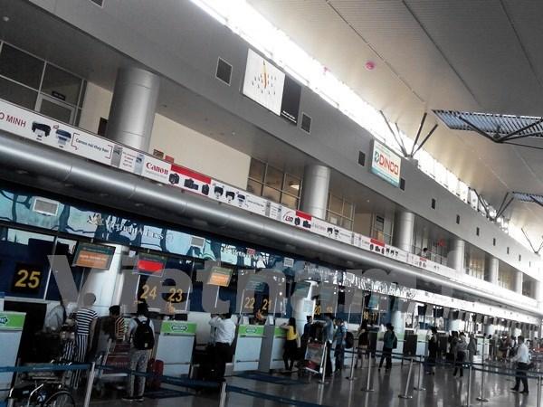 岘港市建设总值为3.2万亿越盾的航空港 hinh anh 1