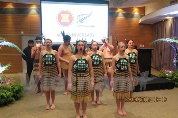 东盟与新西兰优秀大学生举行系列交流活动 hinh anh 1