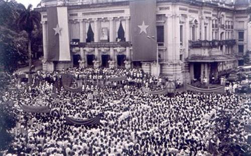 越南共产党在八月革命中的领导作用 hinh anh 1