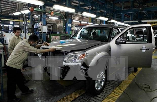 今年7月份福特越南汽车销量创新高 hinh anh 1
