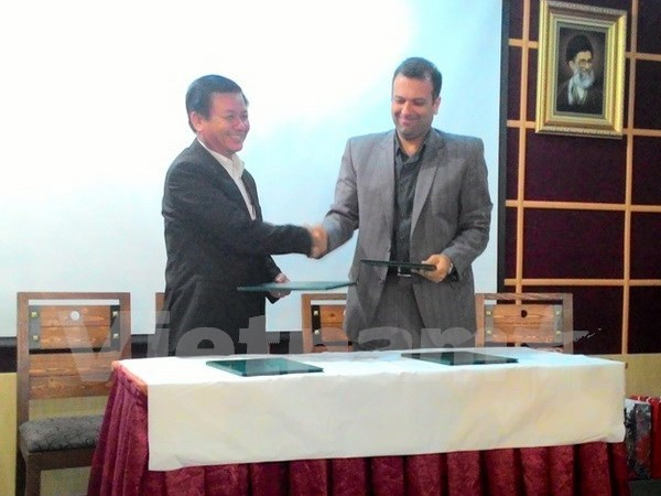 越南芹苴市与伊朗马赞达兰省加强合作 hinh anh 1