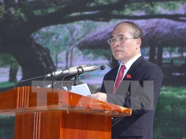 继承与发扬新潮国民大会精神促进国家繁荣发展和造福人民群众 hinh anh 1