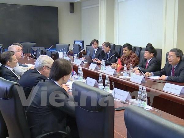越南希望同俄罗斯加强多方面合作关系 hinh anh 1
