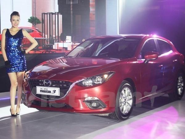 越南汽车进口量和销售量大幅增长 hinh anh 1