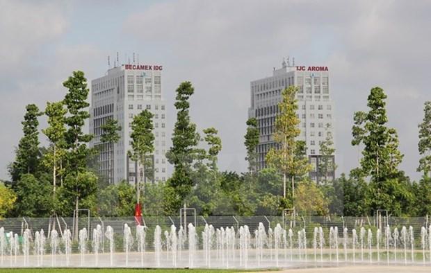 越南启动创建生态工业园区倡议 hinh anh 1