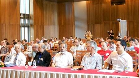 国际物理学书会议在越南开幕 hinh anh 1
