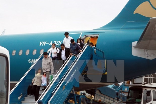越南国家航空公司推出特价机票促销活动庆祝九•二国庆节 hinh anh 1