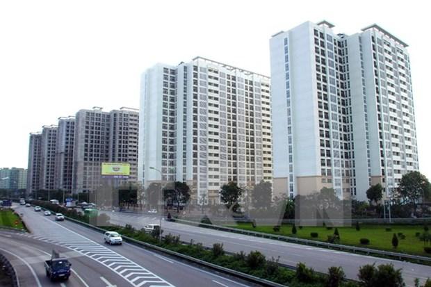 今后两年越南将不会出现房地产泡沫风险 hinh anh 1