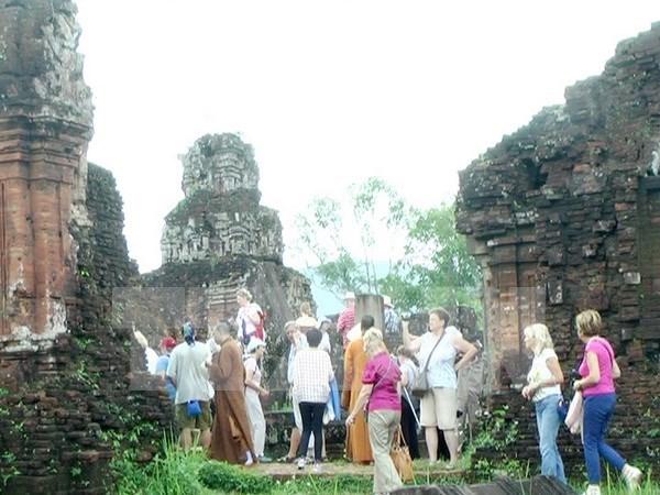 俄罗斯科学家协助越南保护和修缮美山世界文化遗产 hinh anh 1
