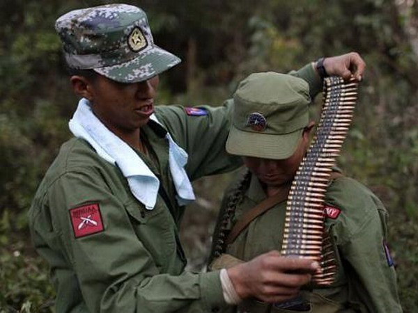 缅甸再次延长果敢地区军事管制 hinh anh 1