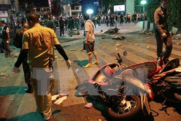越南外交部发言人黎海平:越南对泰国爆炸事件表示强烈谴责 hinh anh 1
