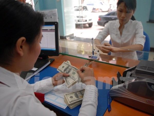 越南国家银行将越盾兑美元汇率上调1%由原来的2%扩大到3% hinh anh 1