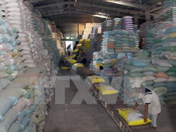 越南大米出口额达14.28亿美元 hinh anh 1