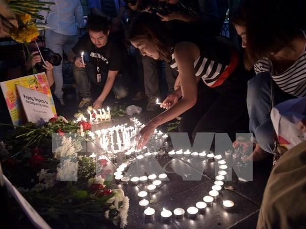 受爆炸事件影响 在泰国举行的国际交流活动举办时间被迫延期 hinh anh 1