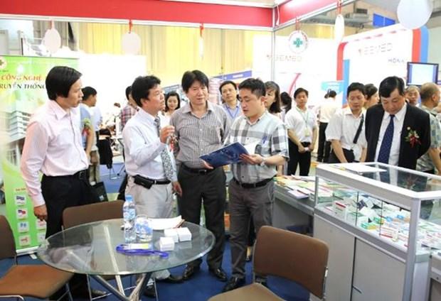 第15届越南国际医药展在胡志明市开展 hinh anh 3