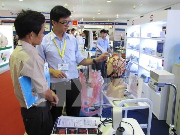第15届越南国际医药展在胡志明市开展 hinh anh 1