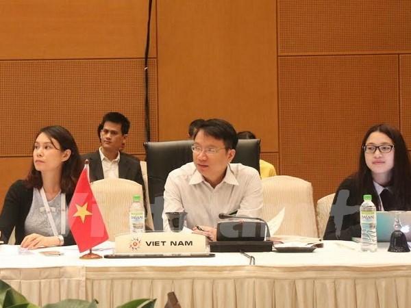 第47届东盟经济部长会议及系列会议筹备会议落幕 hinh anh 1