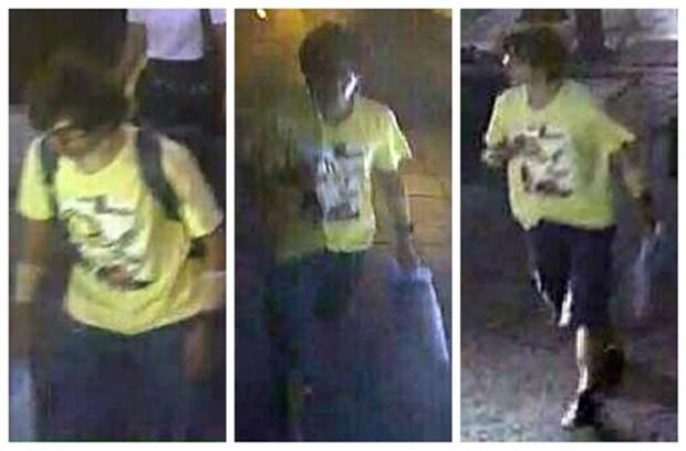 泰国警方认为多名曼谷爆炸案嫌犯或已潜逃出境 hinh anh 1