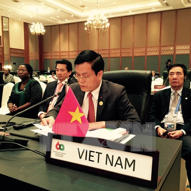 越南副外长何金玉出席东亚-拉美合作论坛外长会议 hinh anh 1