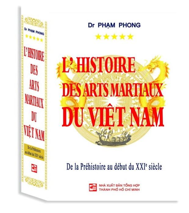 《越南武学史》一书法文版正式问世 hinh anh 1
