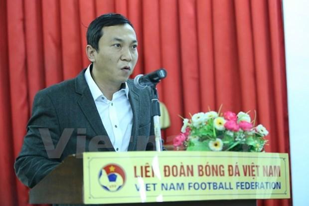 越南代表出任2015-2019年任期东南亚足联副主席 hinh anh 1
