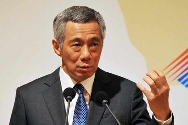 新加坡总统解散国会为今年9月举行大选做准备 hinh anh 1
