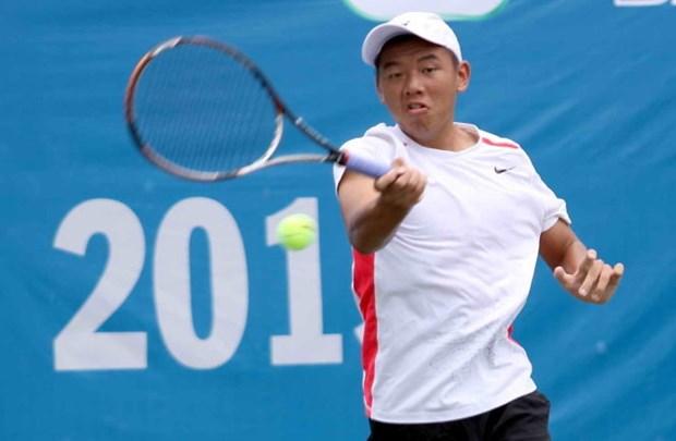 越南网球选手李黄南获得晋级埃及F28Futures赛决赛资格 hinh anh 1