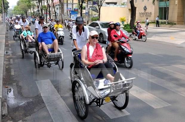 赴越南旅游的国际游客量继续攀升 hinh anh 1