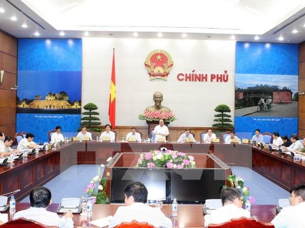 越南政府副总理阮春福:尽早完善国家人口信息数据库 hinh anh 1