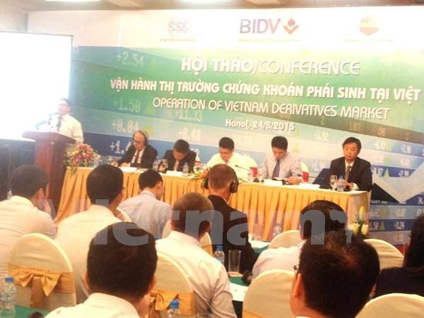 2016年越南衍生证券市场正式运营 hinh anh 1