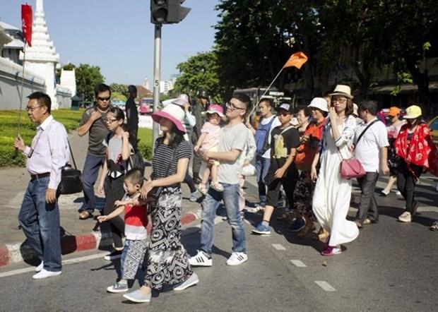 泰国相信旅游业将复苏 hinh anh 1