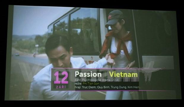 越南即将参加第四次布拉格东盟电影节 hinh anh 1