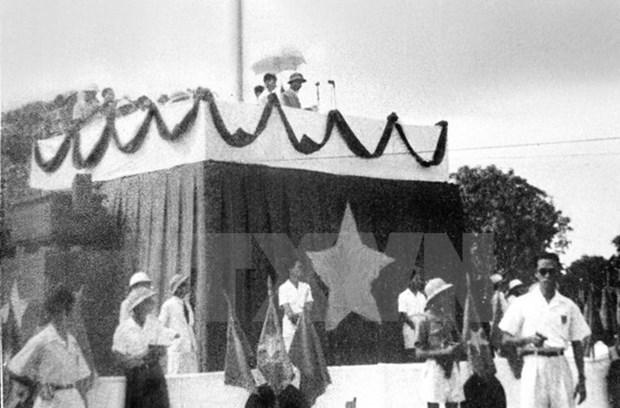 外国朋友眼中的1945年9月2日 hinh anh 1