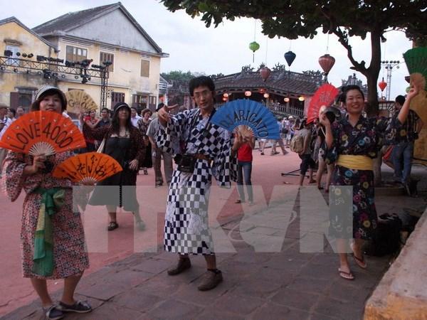 2015年日本会安文化交流活动即将举行 hinh anh 1