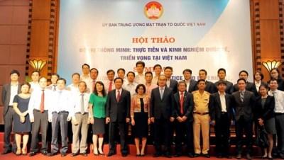 智能城市:国际实践与经验及越南的展望 hinh anh 1