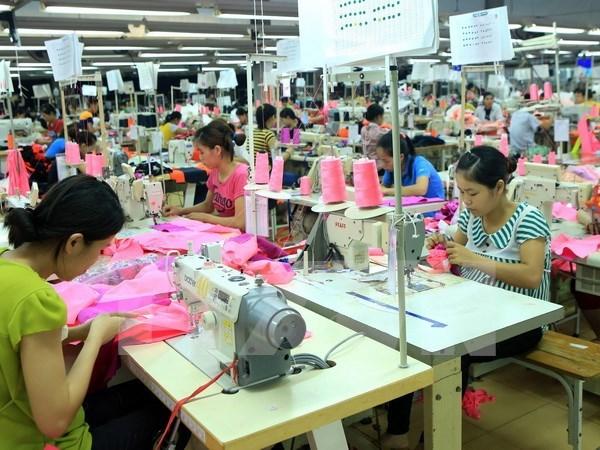 初至8月中旬全国进出口总额超过2000亿美元 hinh anh 1