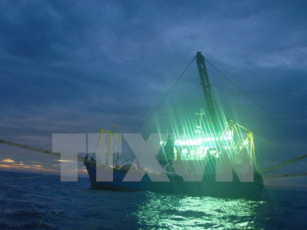 越中海上共同发展磋商工作组第五轮谈判在中国辽宁省举行 hinh anh 1
