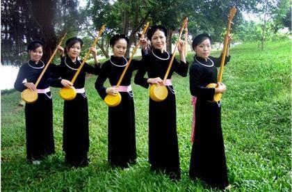 越南岱侬傣三族天曲拟申报联合国人类非物质文化遗产 hinh anh 1