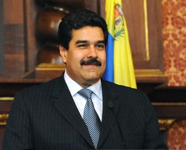 委内瑞拉总统对越进行正式访问有助于加强越委合作 hinh anh 1