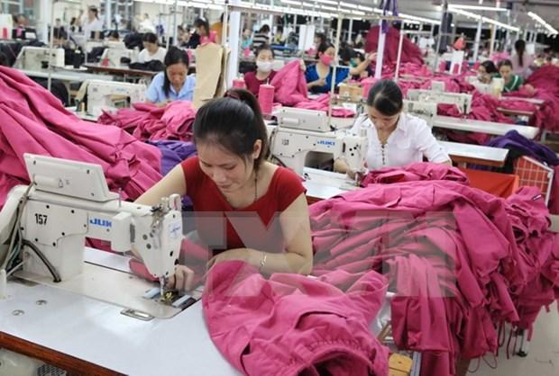 至2020年越南平阳省将新设立11个工业区 hinh anh 1