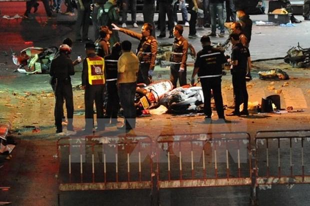 曼谷爆炸案:泰国警方追捕一名疑涉嫌爆炸案的26岁女子 hinh anh 1