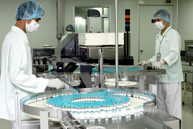 投资兴建人用疫苗生产厂 hinh anh 1