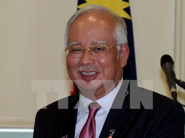 马来西亚总理宣布不辞职 净选盟大集会和平落幕 hinh anh 1