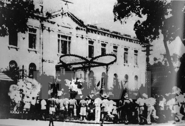 庆祝越南九·二国庆70周年活动在老挝和阿根廷举行 hinh anh 1