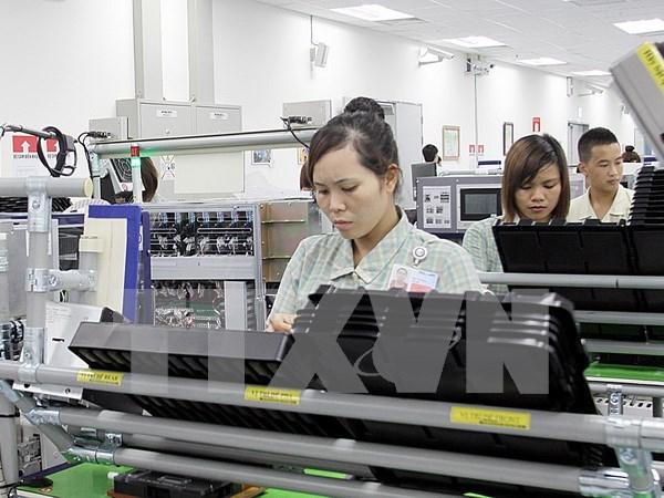 韩国对越南出口猛增 hinh anh 1